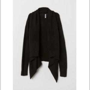 H&M shawl-collar cardigan